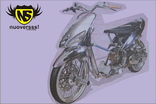 Sparepart Motor Modification Custom Drag Foto And Speck Modif