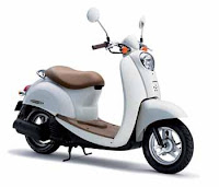 NEW HONDA SCOOPY 2010