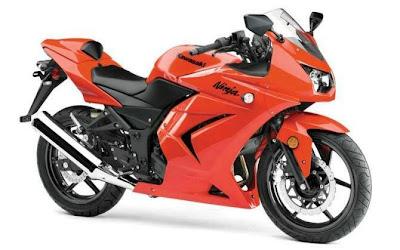 Foto Motor Ninja 250 CC