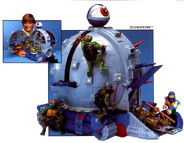 The Mother Luvin Technodrome