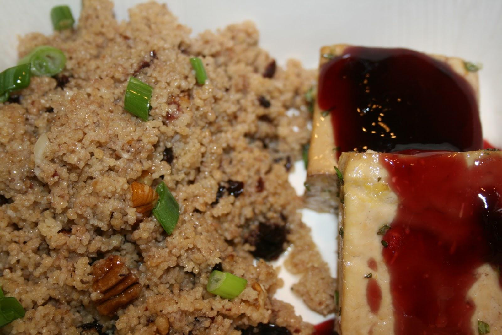 Vegan+Roasted+Rosemary+and+Lemon+Baked+Tofu+with+Pomegranate+Reduction ...