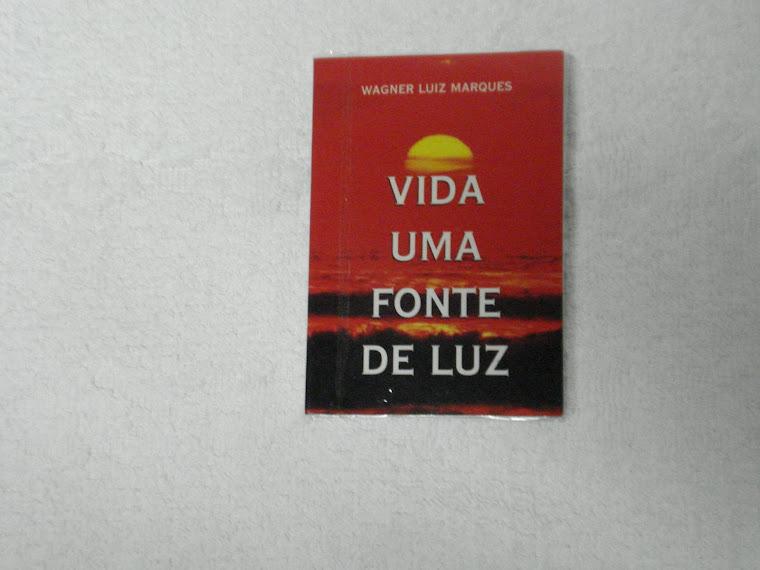 LIVRO - VIDA: UMA FONTE DE LUZ