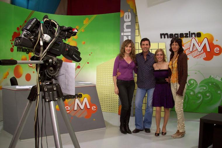programa en vivo: Magazine TV canal 10 - Roca.