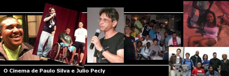 O cinema de Paulo Silva e Julio Pecly