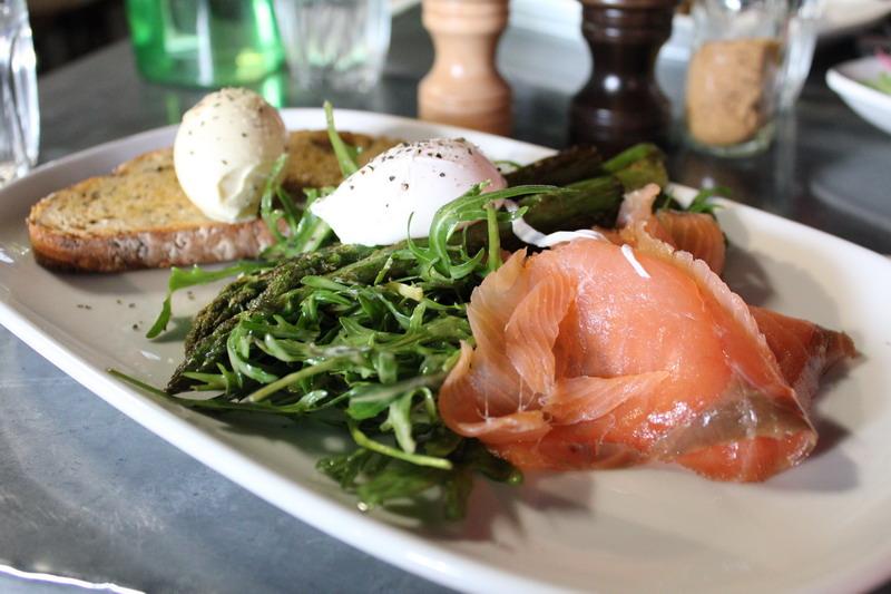 Wild Oak Cafe Townsville Menu