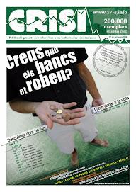 Primer nº del diari CRISI