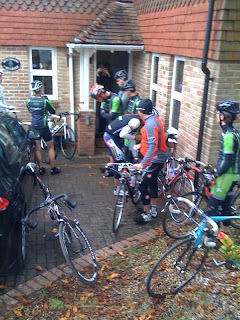 Getting social with an organised bike ride