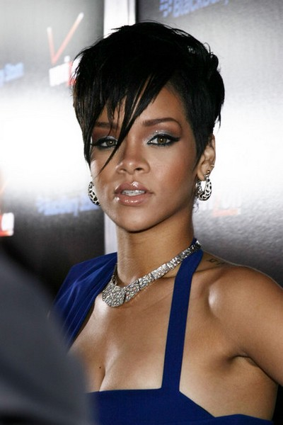 rihanna hair 2009. named Rihanna.