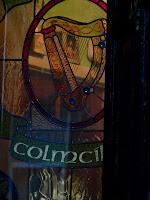 harp door derry northern ireland copyright kerry dexter