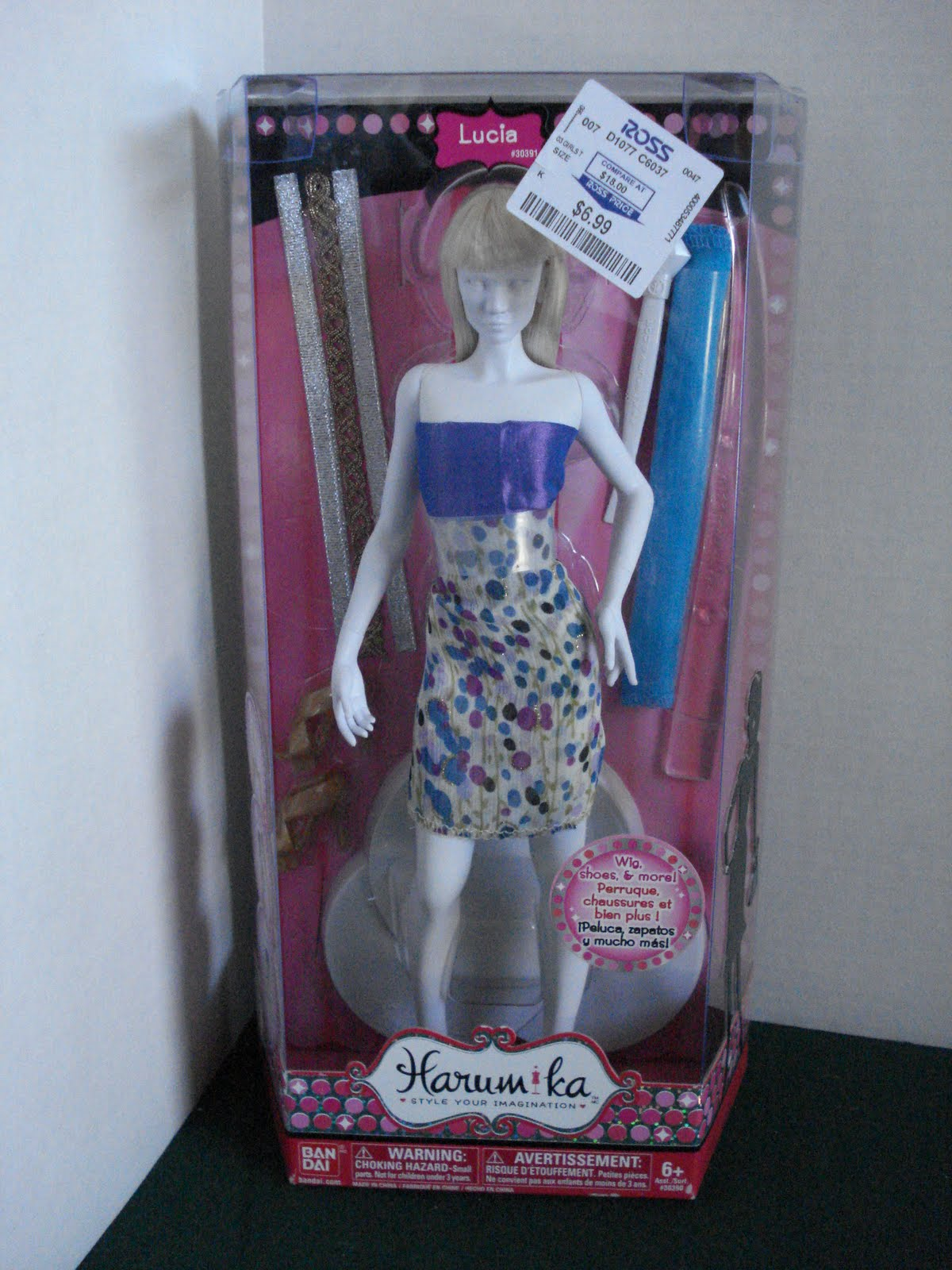 I Luv Dolls A Find at Ross