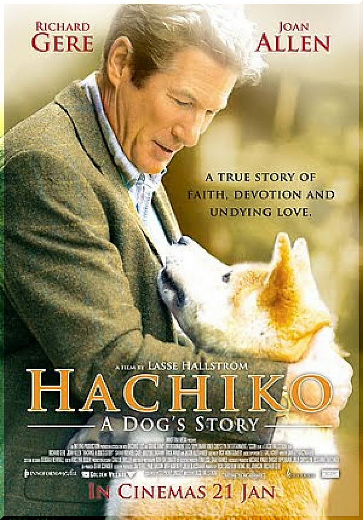 hachiko a dog s... Hachiko Movie