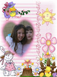 Easter  GreatGranddaughters