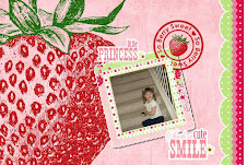 Our little strawberry (Alexis)