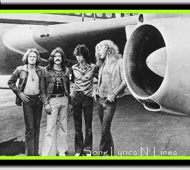 Led Zeppelin with Airplane