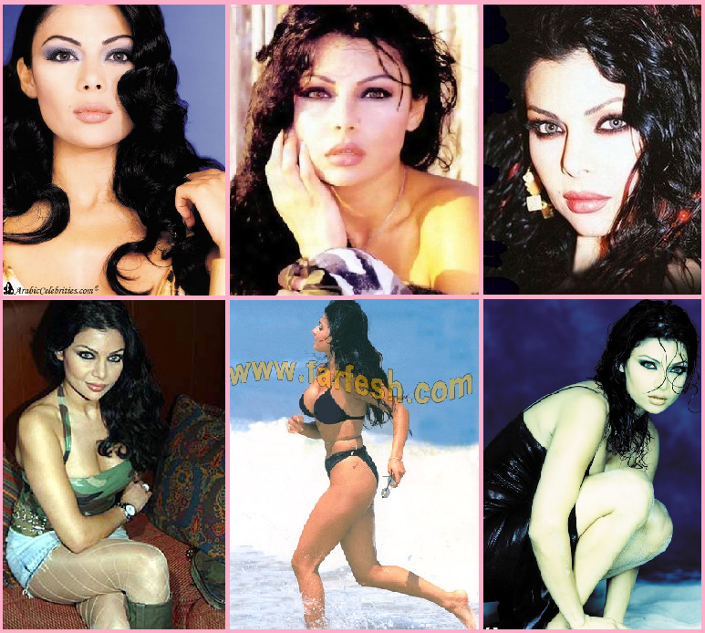 Picture sex haifa wehbe — 14