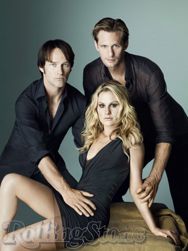 true blood rolling stone cover pic. True Blood stars rock Rolling