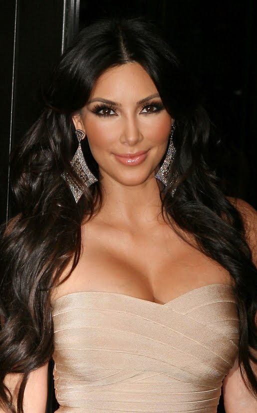 kim kardashian plastic surgery before and after face. It#39;s obvious that Kim had some