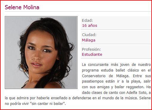 Selene Molina