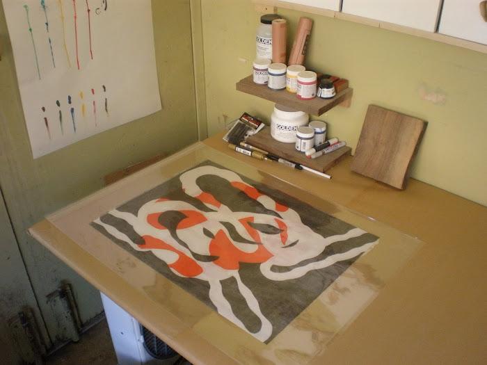 Artist in Residence - Romson Bustillo