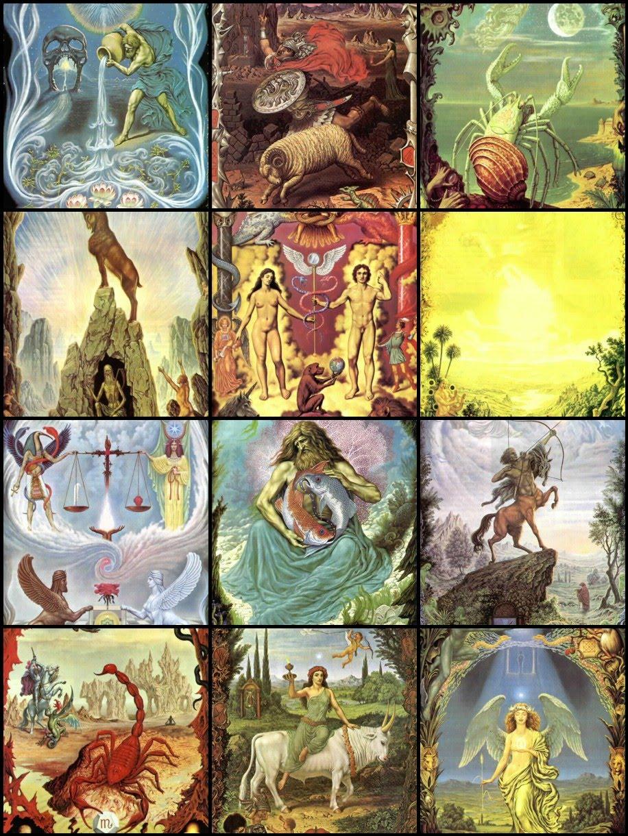 imagenes zodiacales