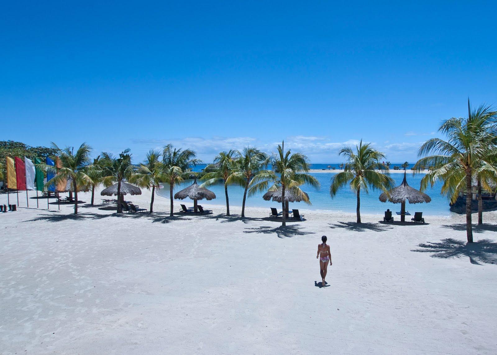 Beach Resort In Cebu Benbie