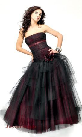 Prom Dresses Emo - Red Prom Dresses