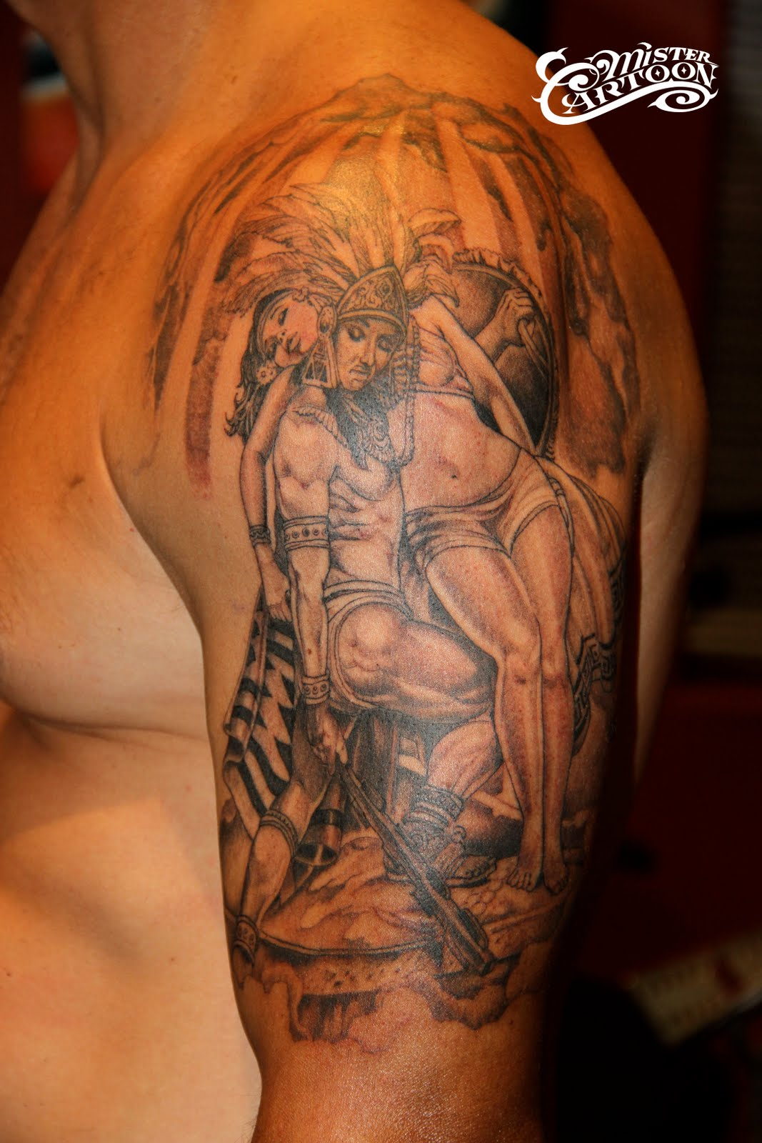 tattoo chicano style