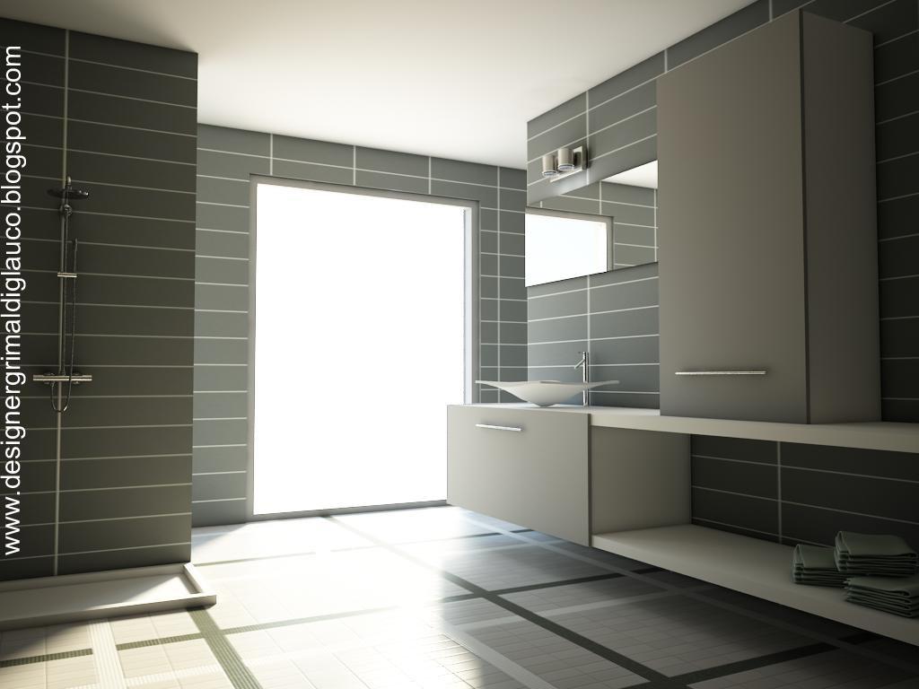 Glauco design bagno moderno appiani - Bagno design moderno ...
