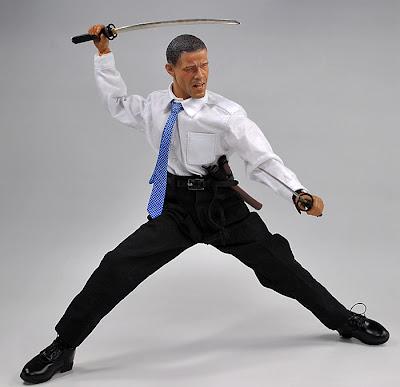 obama ninja