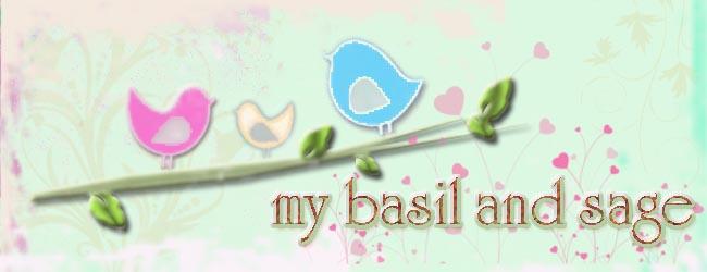 nutmeg's basil and sage