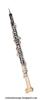 bone oboe