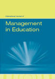 INTERNATIONAL JOURNAL OF MANAGEMENT IN EDUCATION
