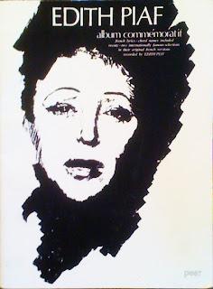 Edith Piaf Album Commemoratif, Hal Leonard