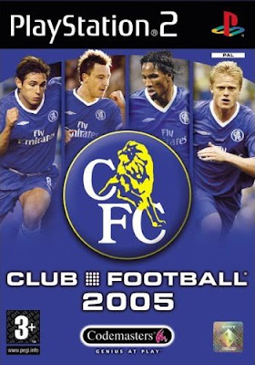 PS2 - Chelsea Club Football