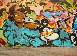 New Graffiti Wallpaper 2018