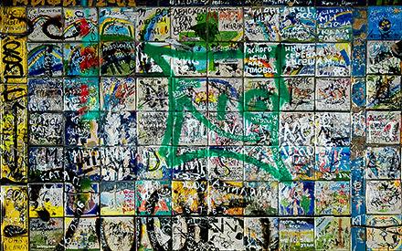 Aofburda graffiti wall texture design ideas