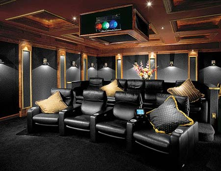Design Ideas  Home on Luxury Home Theater Design Ideas