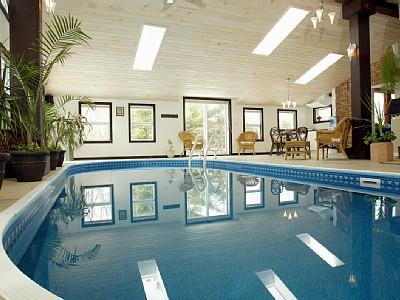 luxury indoor pools interior design ideas