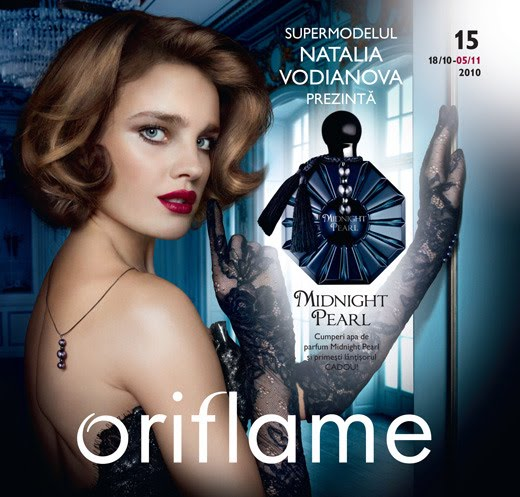 Noul parfum Oriflame- Midnight Pearl (video)