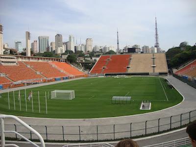 Museu do Futebol - São Paulo