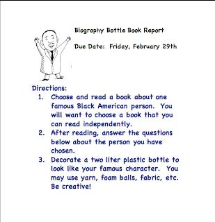book report in a bottle Oxmoor valley elementary school 3600 sydney drive birmingham, al phone: 231-1200 fax: 231-1220.