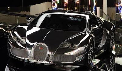 Bugatti Veyron White Incredible Specification
