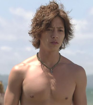 Hot Shots of Yamapi in Buzzer Beat