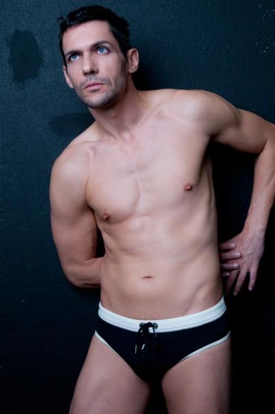 Mature Male Model Robert Dobay