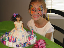 Maddie turns 8
