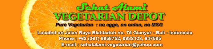 Depot Vegetarian Gianyar