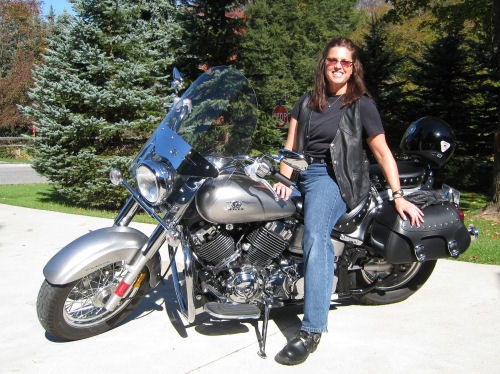 The best motorcycle for women today weekly series for Yamaha motorcycles for women