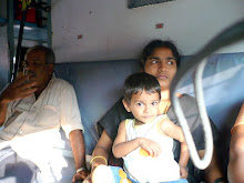 MY FIRST TRAIN JOURNEY 18DEC2007, WE ARE GOING TO BELLARY
