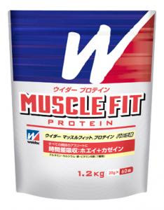 weider muscle fit protein