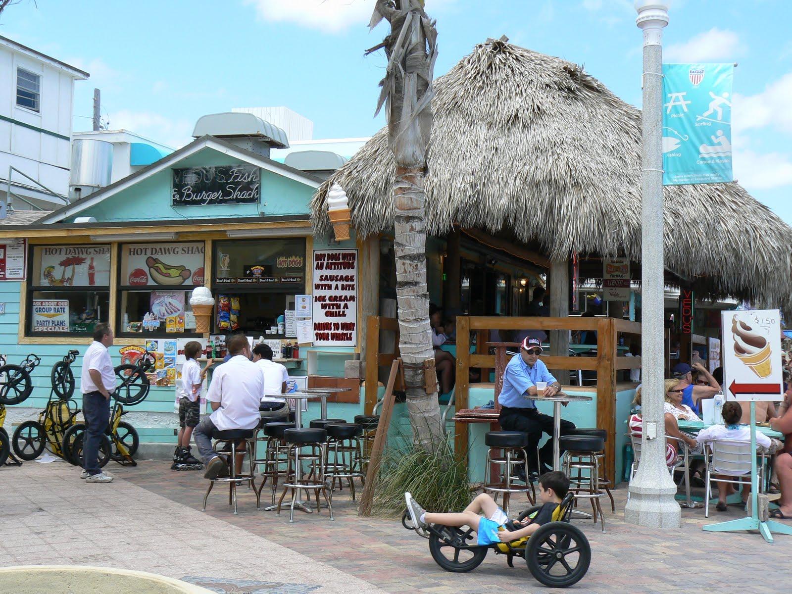 Hollywood Beach Florida Pizza